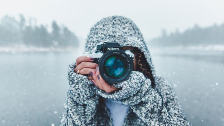 Winter photography ideas and tips